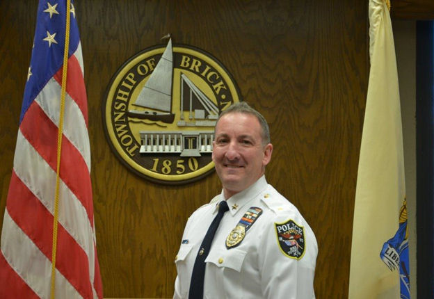 Deputy Chief Robert Mazza