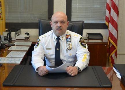 James Riccio Chief of Police